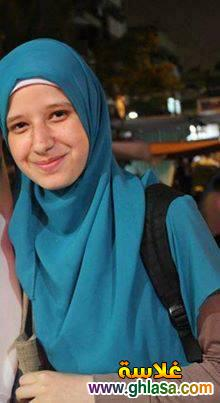 صور اسماء بنت محمد البلتاجى الذى توفيت اليوم فى فض اعتصام رابعة العدوية 2019 ghlasa1376490632131.jpg
