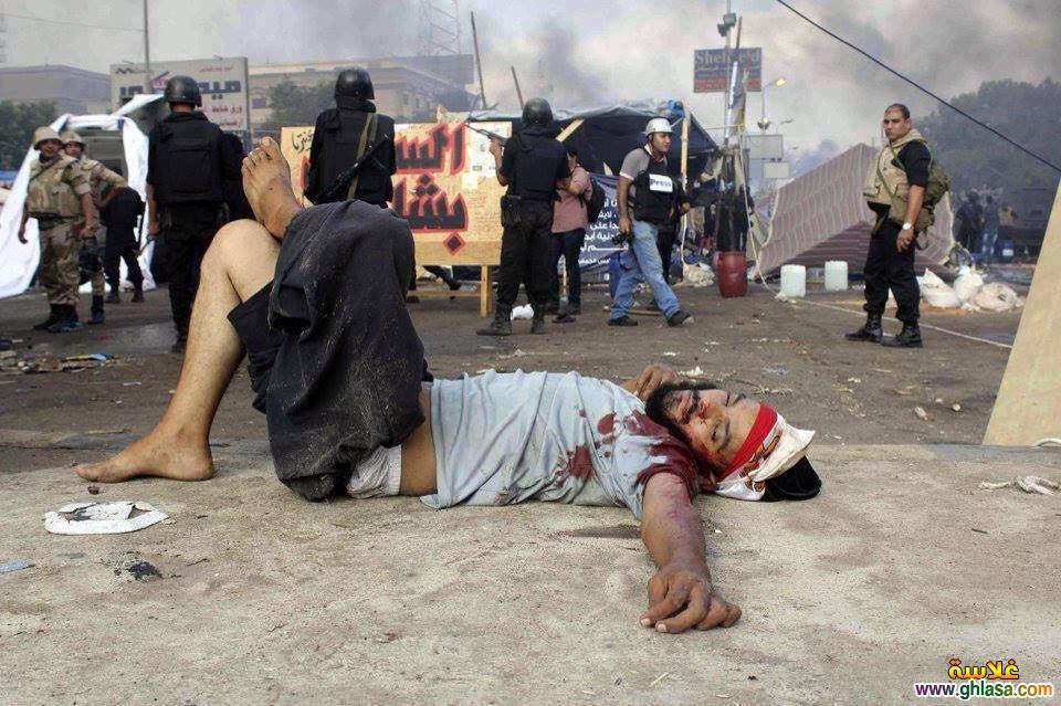 اغرب صور شهيد فى فض اعتصام رابعة اليوم ، صور غريبة شهيد الاخوان المسلمين !! ghlasa1376494182411.jpg