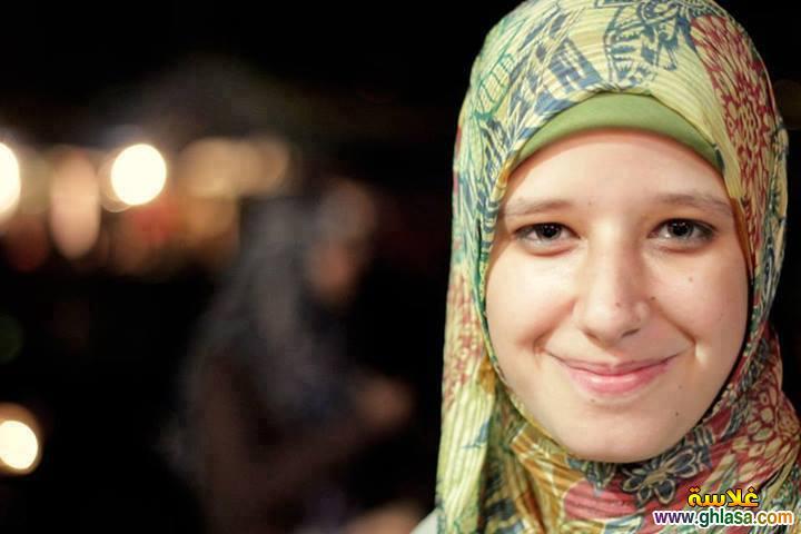 صور اسماء بنت محمد البلتاجى الذى توفيت اليوم فى فض اعتصام رابعة العدوية 2018 ghlasa137649437441.jpg