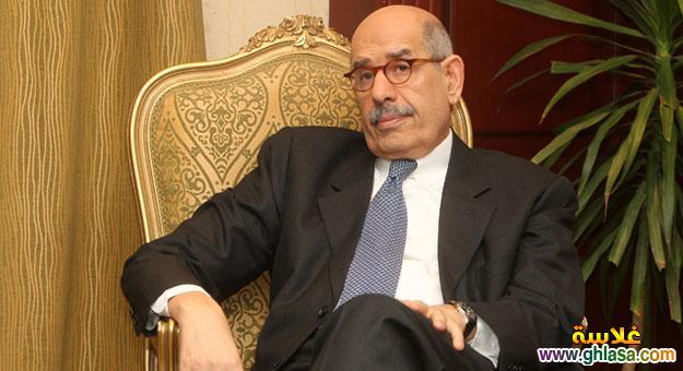 الدكتور محمد البرادعى يقرر التراجع عن الاستقالة والسبب مفاجاة ghlasa1376495358371.jpg