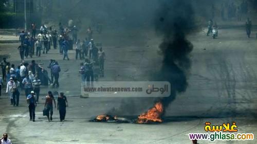 وفاة الناشط السياسي خالد محسن با اشتباكات الاسكندريه  امس الجمعه 1613 ghlasa1376733821331.jpg