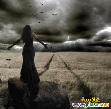 كلمات عن الفراق ، شعر عن الحزن والفرق ، صور حزن ، صور فراق Pictures of grief, sad parting images ghlasa1377365544496.jpg