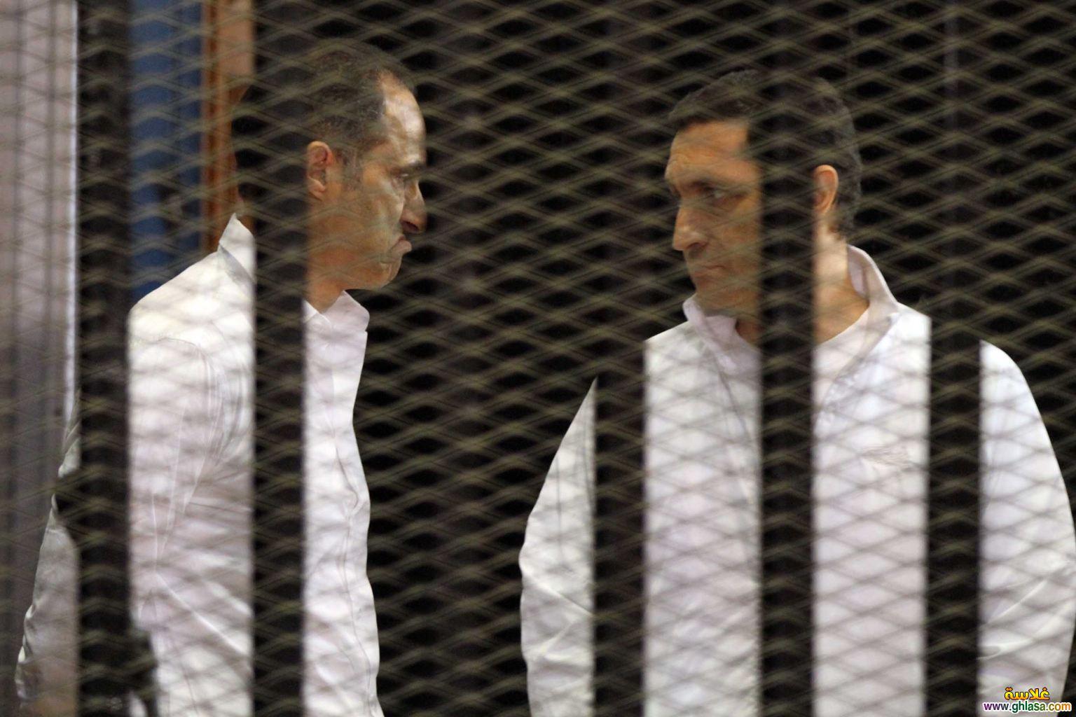 اول صور  مبارك خارج السجن 2018 ghlasa1377487719663.jpg