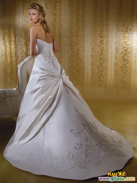 فساتين زفاف 2018 - فساتين افراح جديدة ، اجمل فساتين العروسة 2018 ghlasa1377489640391.jpg