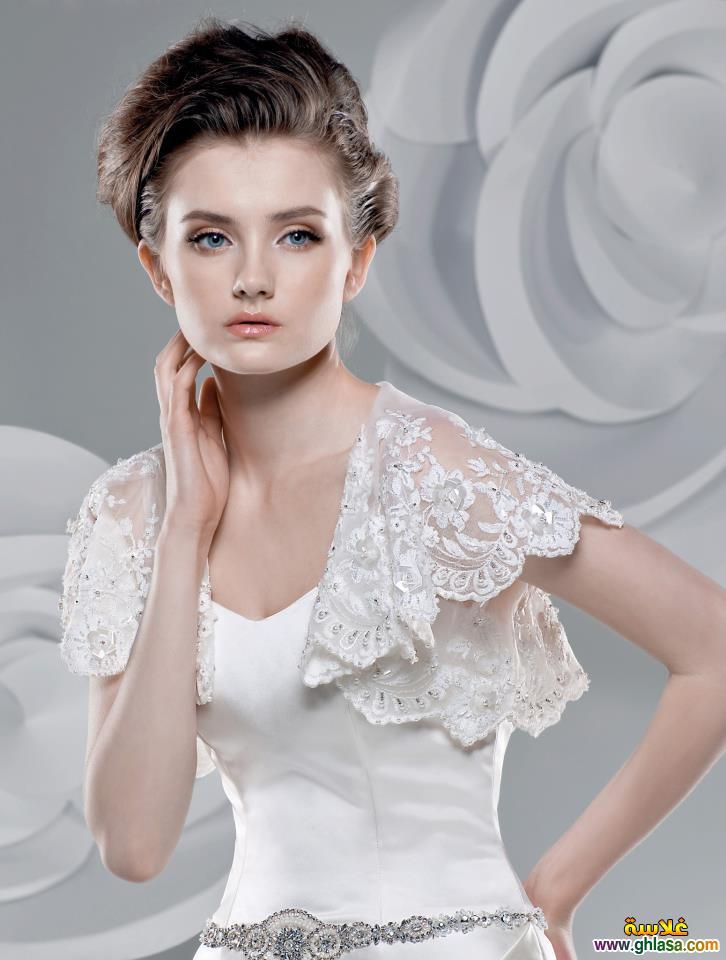 فساتين زفاف 2018 - فساتين افراح جديدة ، اجمل فساتين العروسة 2018 ghlasa13774896406910.jpg