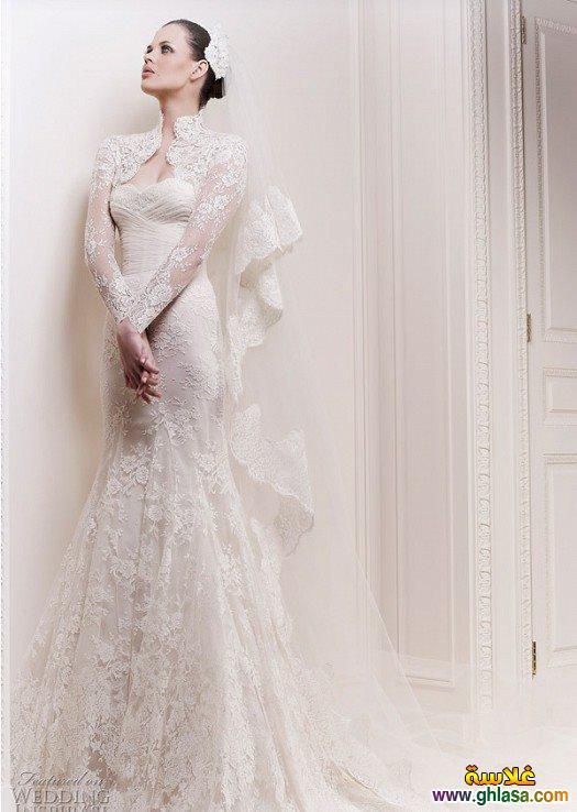 فساتين زفاف 2018 ، Wedding dresses 2018 ، صور فستان زفاف جديد 2018 ghlasa1377491261672.jpg