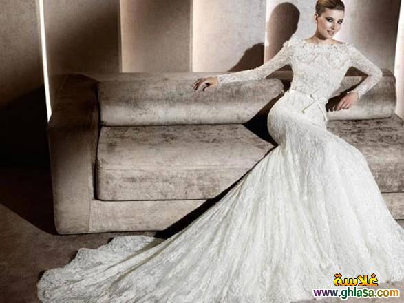 فساتين زفاف 2018 ، Wedding dresses 2018 ، صور فستان زفاف جديد 2018 ghlasa1377491460731.jpg