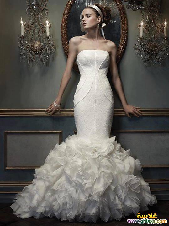 فساتين زفاف 2018 ، Wedding dresses 2018 ، صور فستان زفاف جديد 2018 ghlasa1377491460762.jpg