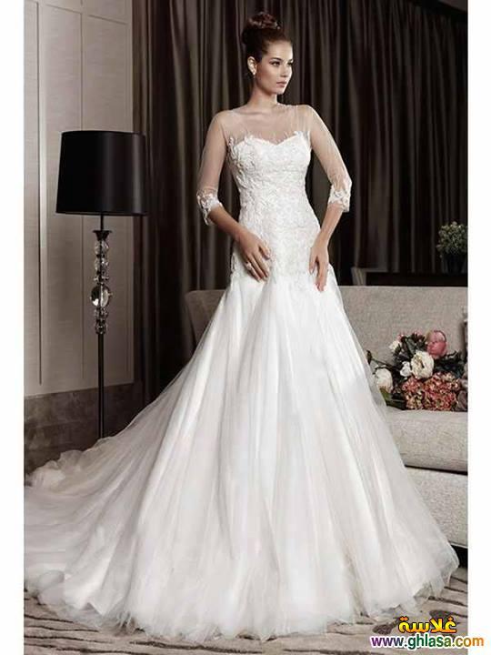 فساتين زفاف 2018 ، Wedding dresses 2018 ، صور فستان زفاف جديد 2018 ghlasa1377491460793.jpg