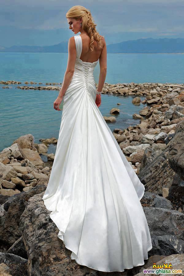 فستان زفاف ليلة العمر 2018 ، فساتين زفاف ملكة الحب 2018 ghlasa1377491766445.jpg