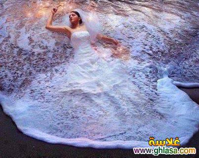 فستان زفاف ليلة العمر 2018 ، فساتين زفاف ملكة الحب 2018 ghlasa13774917666610.jpg