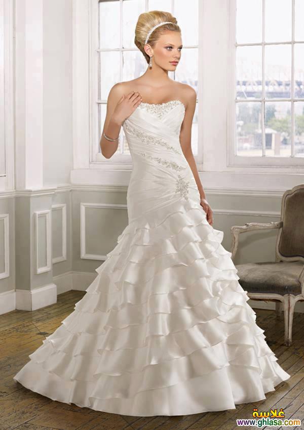 احدث فساتين زفاف 2018 ، فساتين قمر البنات 2018 ، صور فساتين زفاف موديلات 2018 ghlasa1377492107076.jpg
