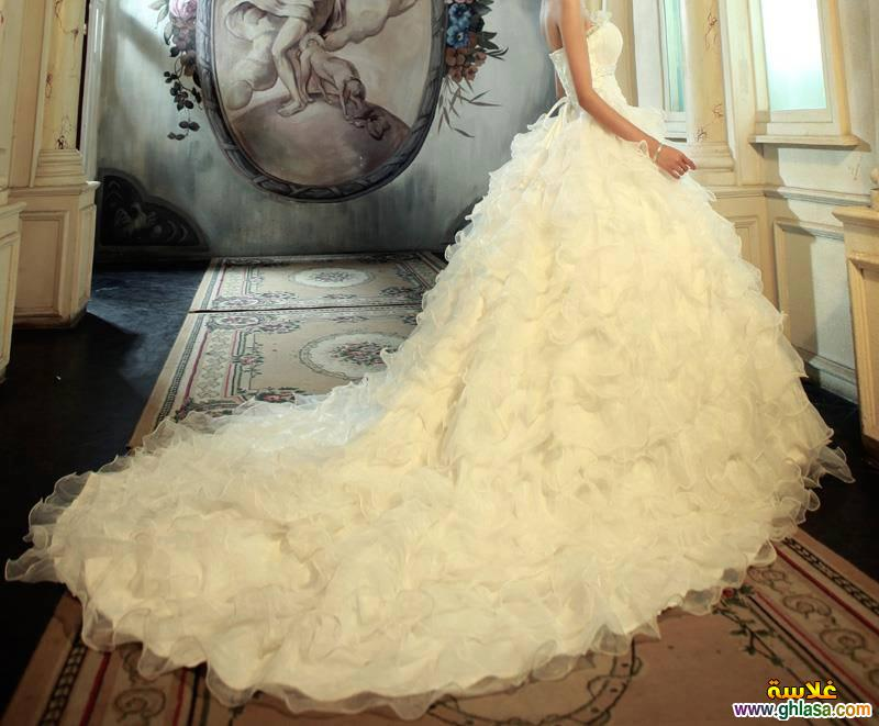 احدث فساتين زفاف 2019 ، فساتين قمر البنات 2019 ، صور فساتين زفاف موديلات 2019 ghlasa1377492107117.jpg