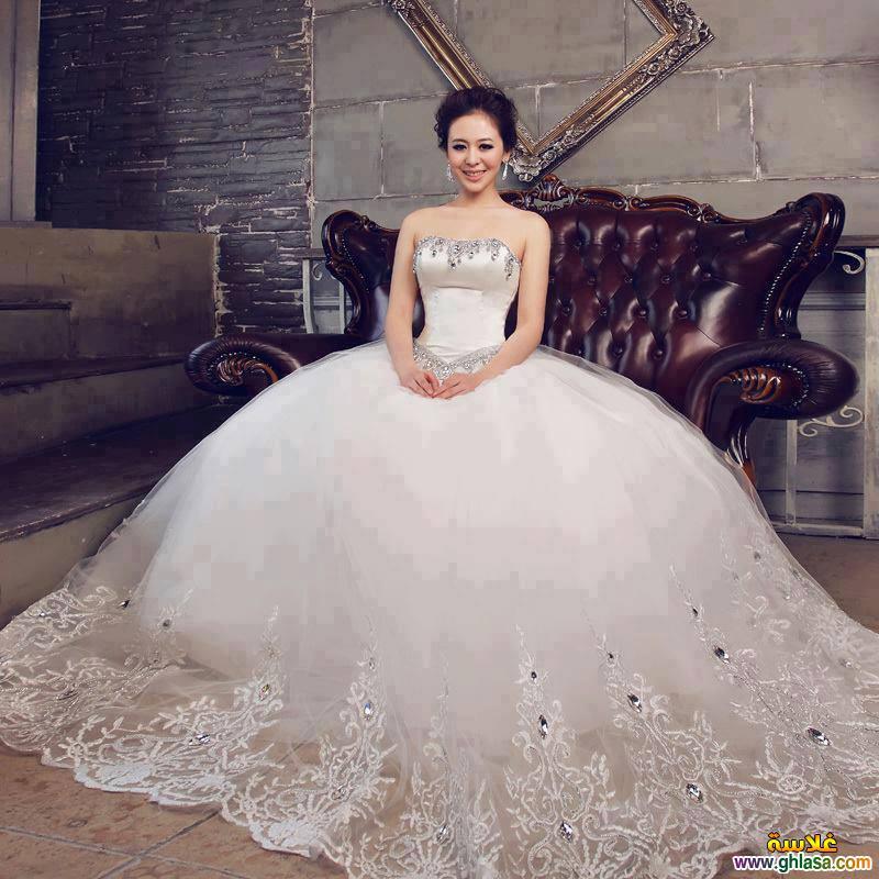 اروع تشكيلة فساتين زفاف جميلة بنات 2018 ، صور فستان الزفاف الجديد المميز 2018 ghlasa1377493020953.jpg