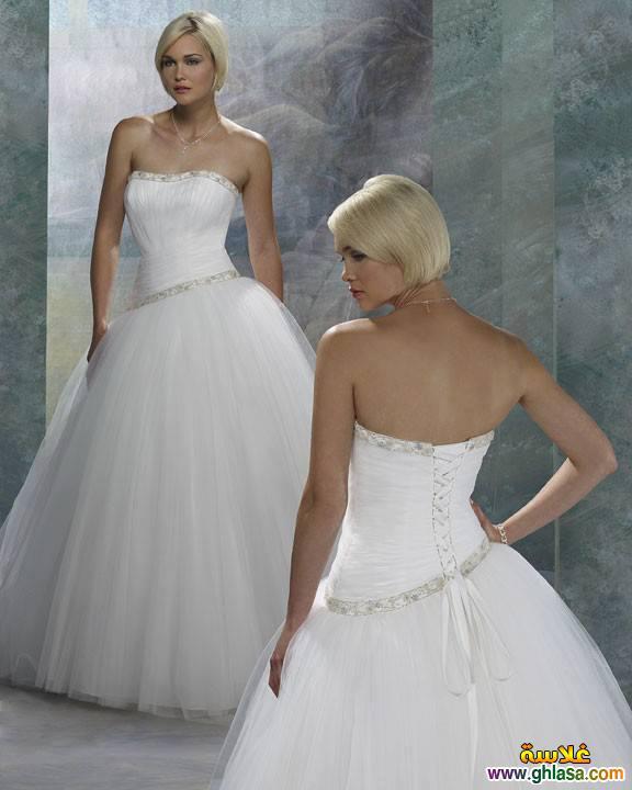 اجمل صور فساتين زفاف ، صور فساتين زفاف 2018 ، مجموعة فساتين ليلة العمر 2018 ghlasa1377493489182.jpg