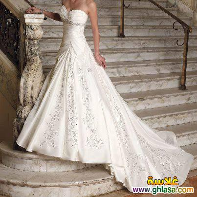 اجمل صور فساتين زفاف ، صور فساتين زفاف 2018 ، مجموعة فساتين ليلة العمر 2018 ghlasa1377493489244.jpg