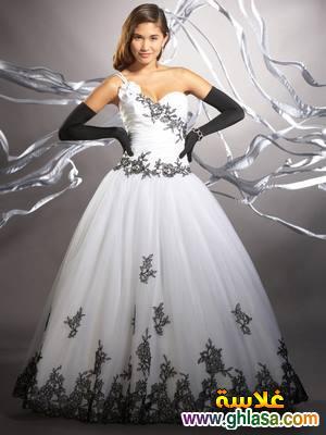 اجمل صور فساتين زفاف ، صور فساتين زفاف 2019 ، مجموعة فساتين ليلة العمر 2019 ghlasa1377493489337.jpg