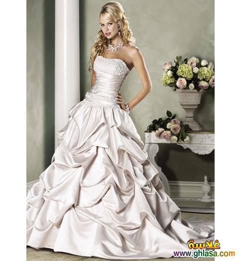 اجمل صور فساتين زفاف ، صور فساتين زفاف 2018 ، مجموعة فساتين ليلة العمر 2018 ghlasa13774934894311.jpg