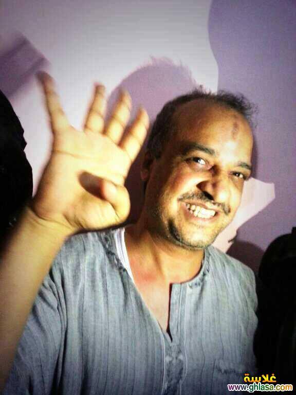 حصري صور البلتاجي ساعة القبض علي اليوم الخميس 2913 ghlasa1377818543971.jpg