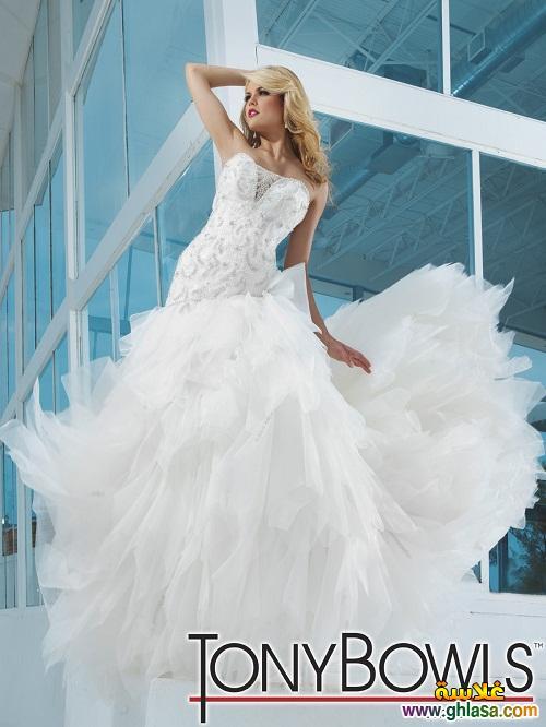 صور احدث فساتين زفاف 2019 فساتين جديده, للزفاف روعه 2019 ghlasa1377913196111.jpg