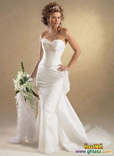 صور احدث فساتين زفاف 2019 فساتين جديده, للزفاف روعه 2019 ghlasa1377913227321.jpg