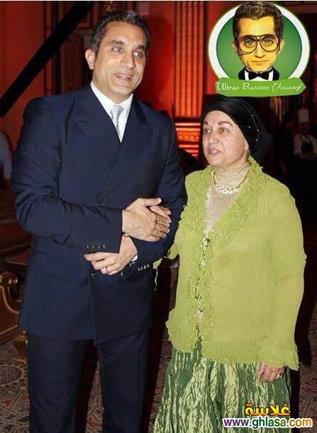 وفاة نادية ام باسم يوسف اليوم الثلاثاء 3-9-2018 و صور نادرة ولدة باسم يوسف 2018 ghlasa1378210836611.jpg