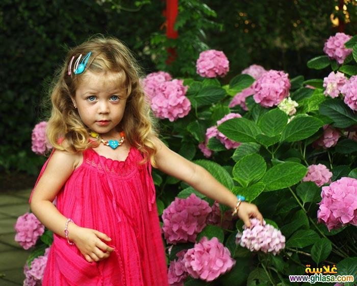 صور اطفال جميلة 2021 - اجمل مجموعة صور اطفال 2021 ghlasa1378448322235.jpg