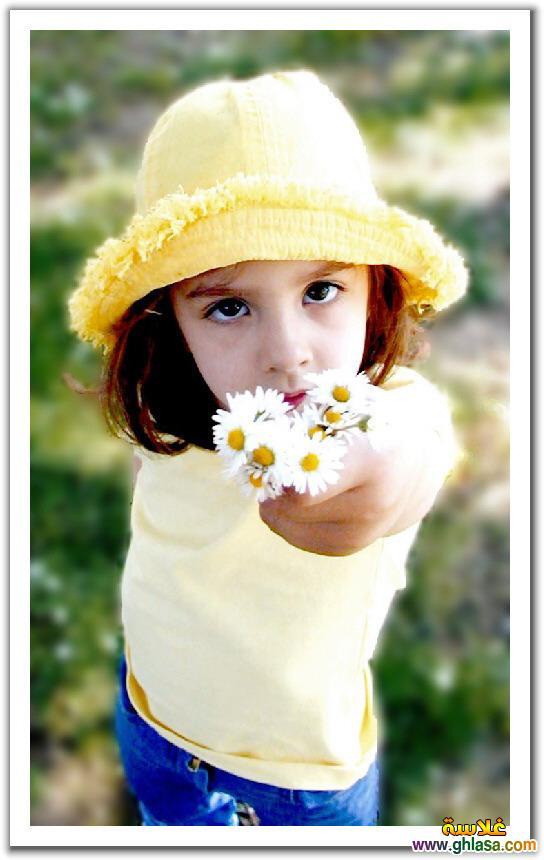 صور اطفال حلوين 2019 ، صور طفل جميل 2019 ، صور اطفال بنات 2019 ghlasa1378450351033.jpg