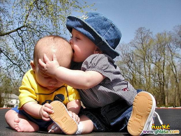 صور اطفال مضحكة  ، اجمل صور اطفال مضحكه و جميلة جدا  ghlasa1378452683671.jpg