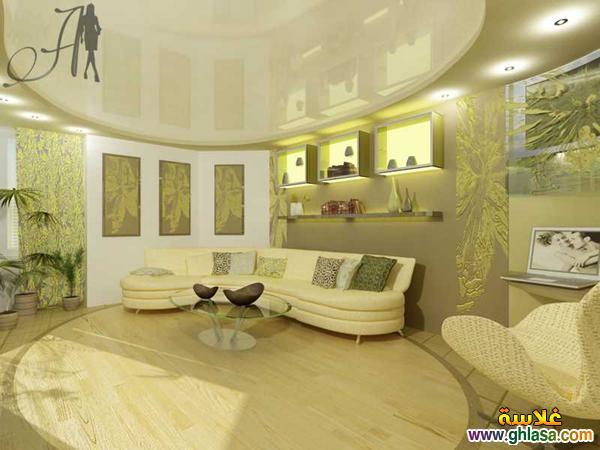 احدث ديكور غرف ,معيشه 2019 اجمل ديكورات غرف ,شاشة البلازمه, لعام 2019 ghlasa1378507184581.jpg