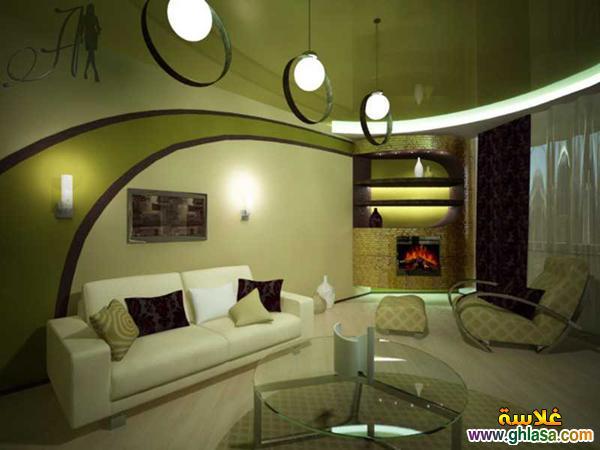 احدث ديكور غرف ,معيشه 2019 اجمل ديكورات غرف ,شاشة البلازمه, لعام 2019 ghlasa1378507184683.jpg