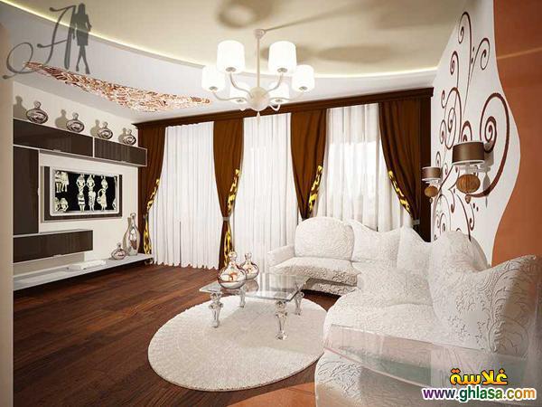 احدث ديكور غرف ,معيشه 2019 اجمل ديكورات غرف ,شاشة البلازمه, لعام 2019 ghlasa1378507184765.jpg