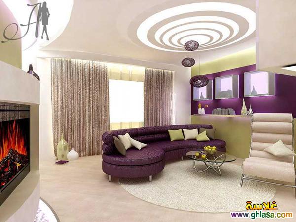 احدث ديكور غرف ,معيشه 2019 اجمل ديكورات غرف ,شاشة البلازمه, لعام 2019 ghlasa1378507185026.jpg