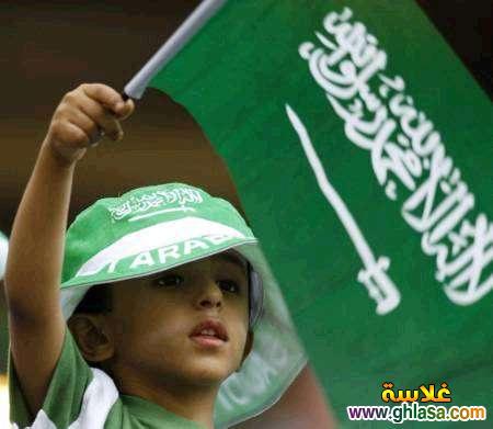 رسائل و صور اليوم الوطنى السعودى 2019 ، كلمات تهنئة اليوم الوطني المملكة العربية السعودية 1439 ghlasa1379021406926.jpg
