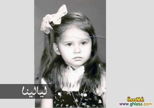 صور نادره للفنانات المصريين وهما صغار 2019 ghlasa1379090478944.jpg