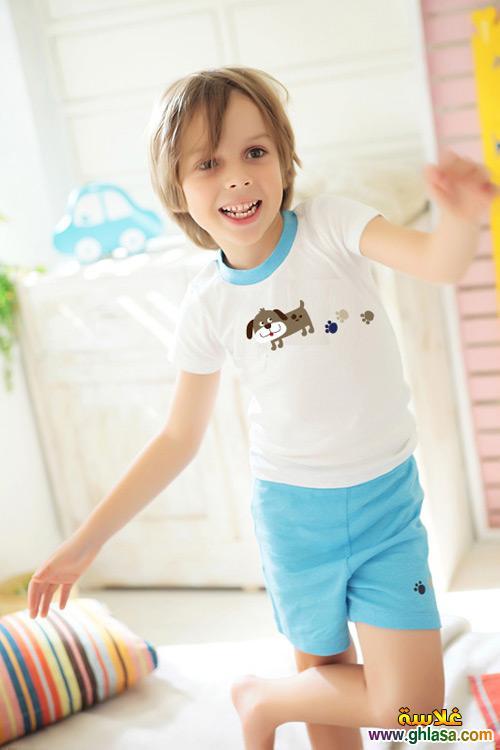 اجدد صور ملابس نوم للاطفال جميله 2019 ghlasa1380671827462.jpg