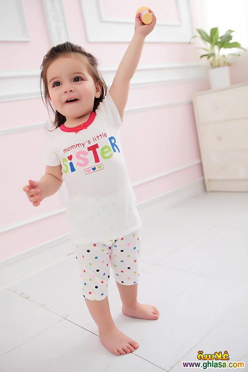 اجدد صور ملابس نوم للاطفال جميله 2019 ghlasa1380671827628.jpg