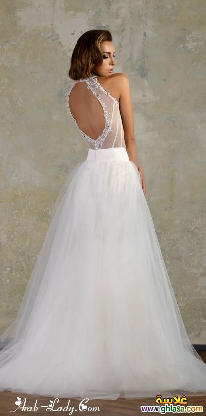 اجدد فساتين زفاف لعام 2018 فساتين موديلات جديده وحديثه للزفاف 2018 ghlasa1380686812382.jpg