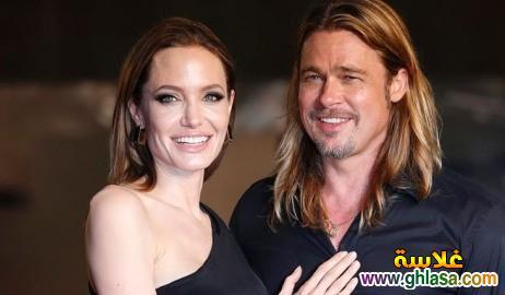 صور جديده انجيلينا جولي وزوجها براد بيت صور الفيلم الجديد حصري لعام 2018 ghlasa13813393521.jpg