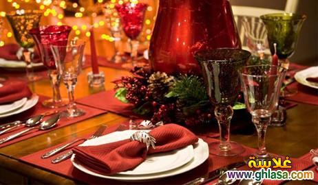 للعيد  صوروافكار جديده لتنظيم ونجميل طربيزه الطعام ghlasa1381538879251.jpg