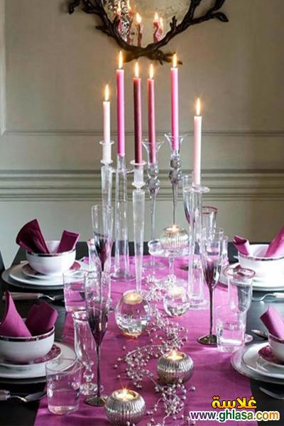 للعيد  صوروافكار جديده لتنظيم ونجميل طربيزه الطعام ghlasa1381538879272.jpg