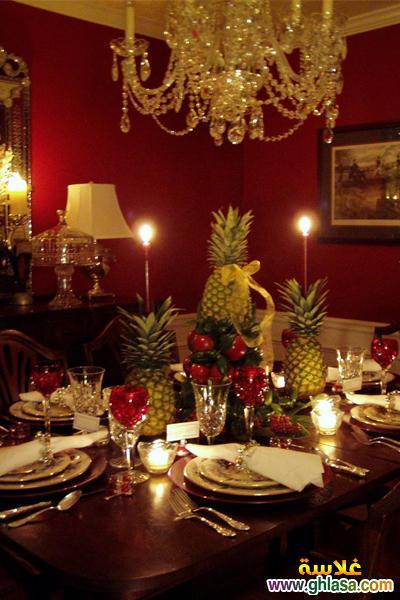 للعيد  صوروافكار جديده لتنظيم ونجميل طربيزه الطعام ghlasa1381538879428.jpg