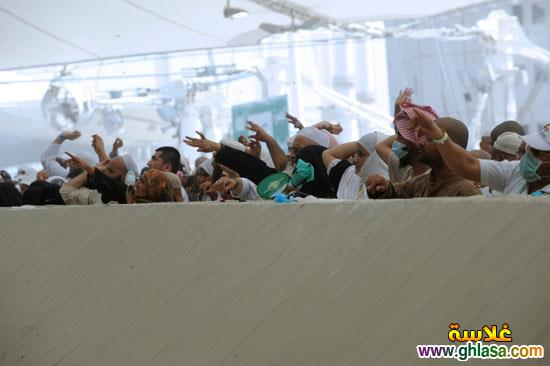 صور من موسم الحج لحجاج بيت الله 1441 ، صور الحج 2019 ghlasa1381782770981.jpg