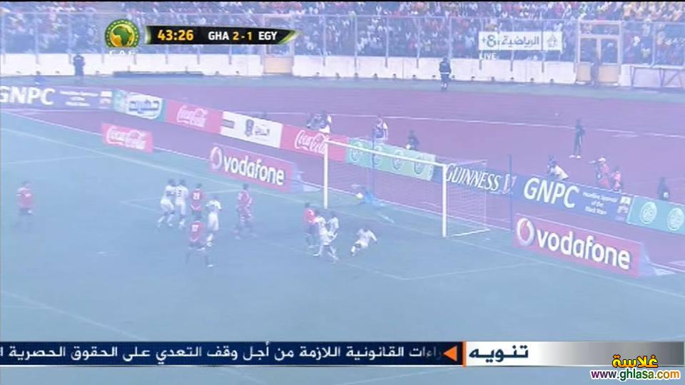 صور من مباراة مصر و غانا ، صور هزيمة منتخب مصر من منتخب غانا اول ايام عيد الاضحى 2018 ghlasa1381857873932.jpg
