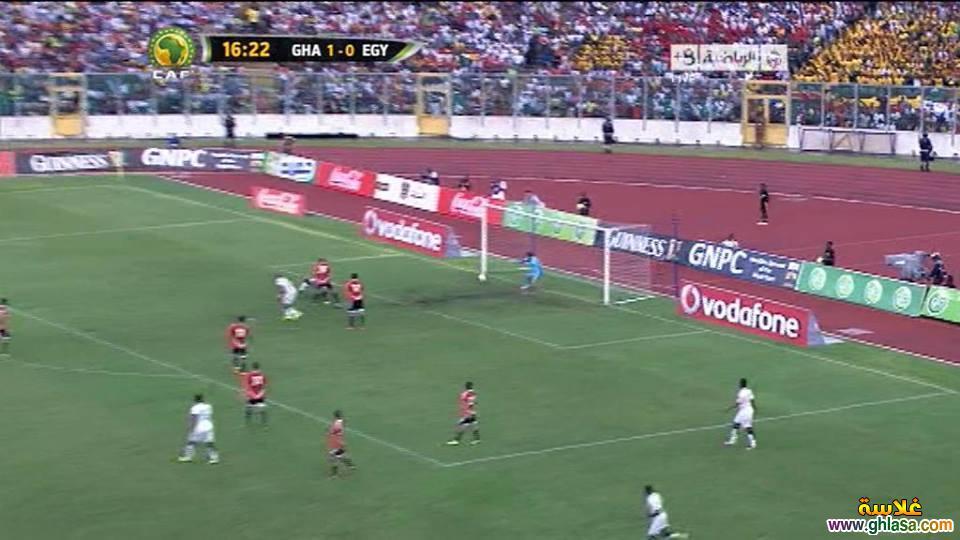 صور من مباراة مصر و غانا ، صور هزيمة منتخب مصر من منتخب غانا اول ايام عيد الاضحى 2018 ghlasa1381857874054.jpg
