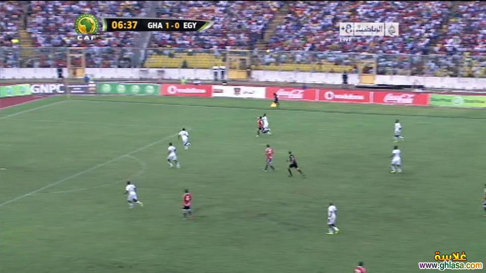 صور من مباراة مصر و غانا ، صور هزيمة منتخب مصر من منتخب غانا اول ايام عيد الاضحى 2018 ghlasa138185787415.jpg