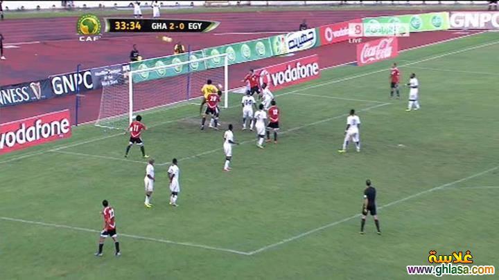 صور من مباراة مصر و غانا ، صور هزيمة منتخب مصر من منتخب غانا اول ايام عيد الاضحى 2018 ghlasa1381857874197.jpg