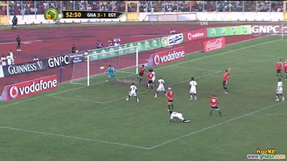 صور من مباراة مصر و غانا ، صور هزيمة منتخب مصر من منتخب غانا اول ايام عيد الاضحى 2018 ghlasa1381857874269.jpg
