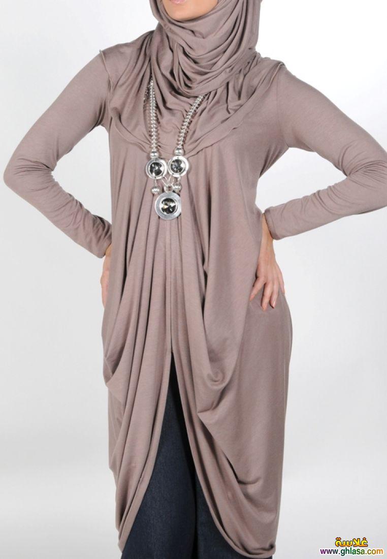 الكاجول للمحجبات ملابس شيك والوان جديده ghlasa1382214161319.jpg