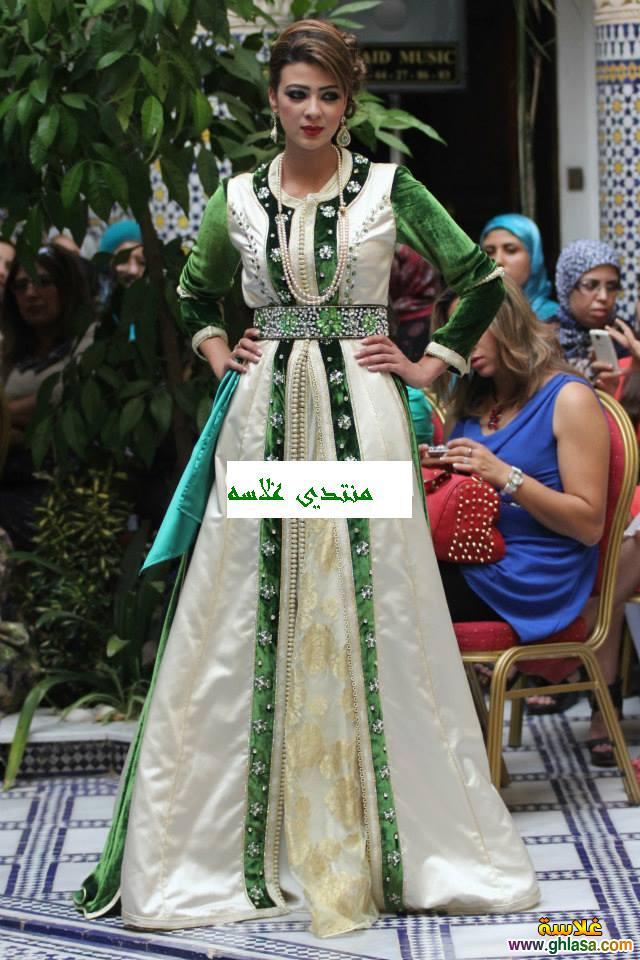 صور قفطان مغربي جديد لعام 2018 ghlasa1382303275949.jpg